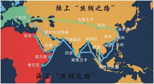 """去除官方术语用漫画讲述""""一带一路""""""""亚投行""""对中国的好处"""